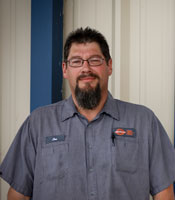 Joe Rousseau, Service Writer and ASE Certified Technician for Mike's Automotive in Tyler, TX